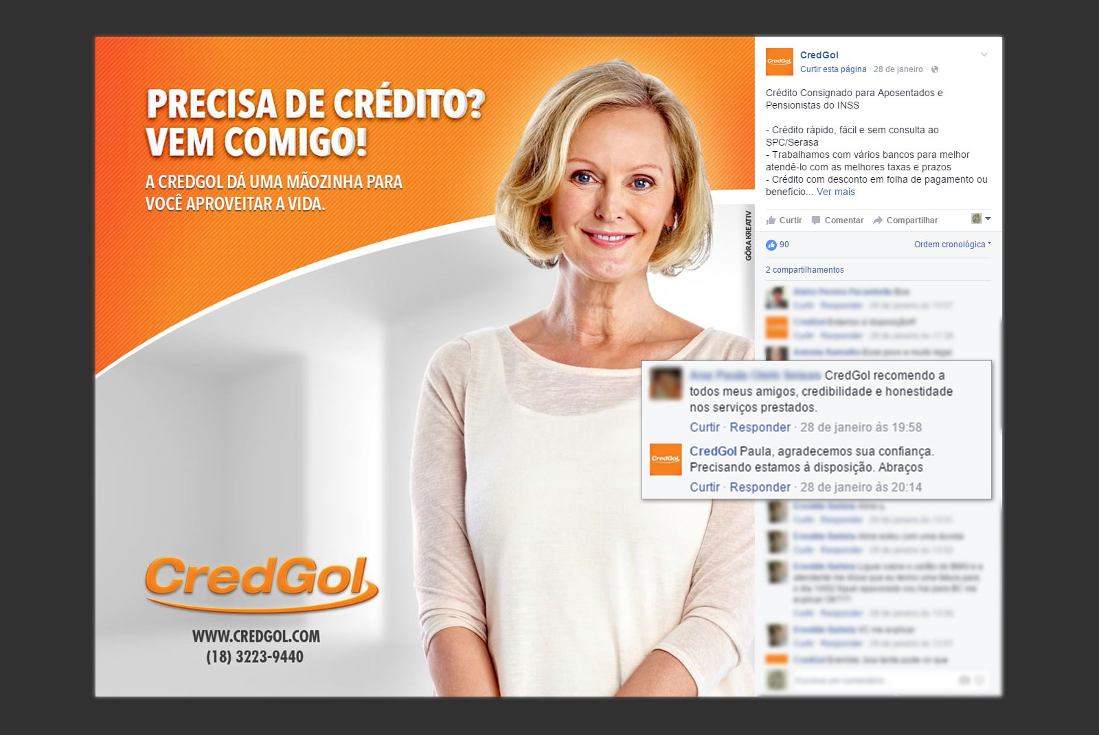 CredGol
